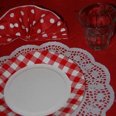 Sprankel Roodkapje verkleedkist
