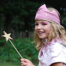 Sprankel prinses verkleedkist