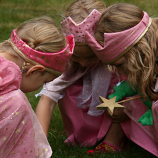 Sprankel prinses verkleedkist Hilversum