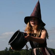 Sprankel heksen