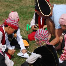 Sprankel piraat